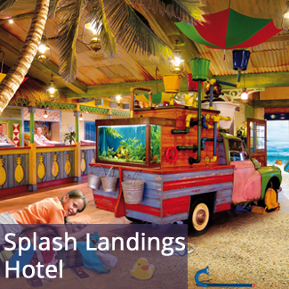 Splash Landings Hotel