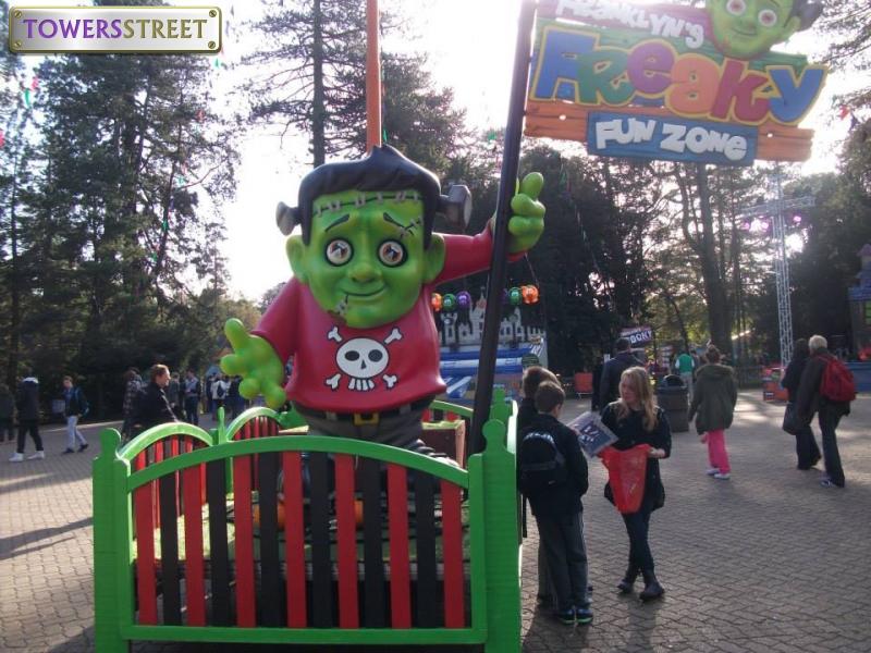 Franklyn S Freaky Fun Zone Scarefest Your Premier