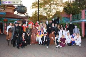 Scarefest 2012 Group Photo
