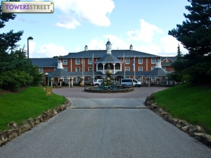 Alton Towers Hotel