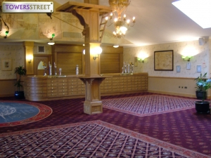 Conference Centre (upstairs bar area)
