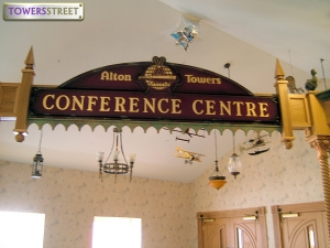 Conference Centre signage