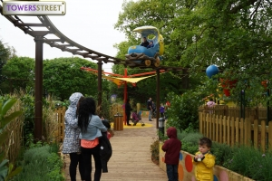 Get Set Go Treetop Adventure