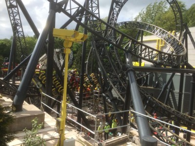The Smiler Incident