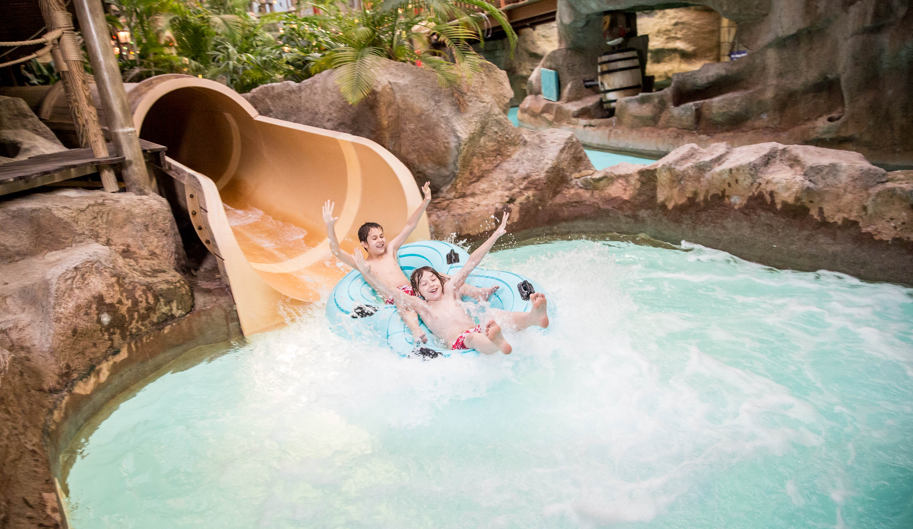 Waterpark Towersstreet Your Premier Alton Towers Guide