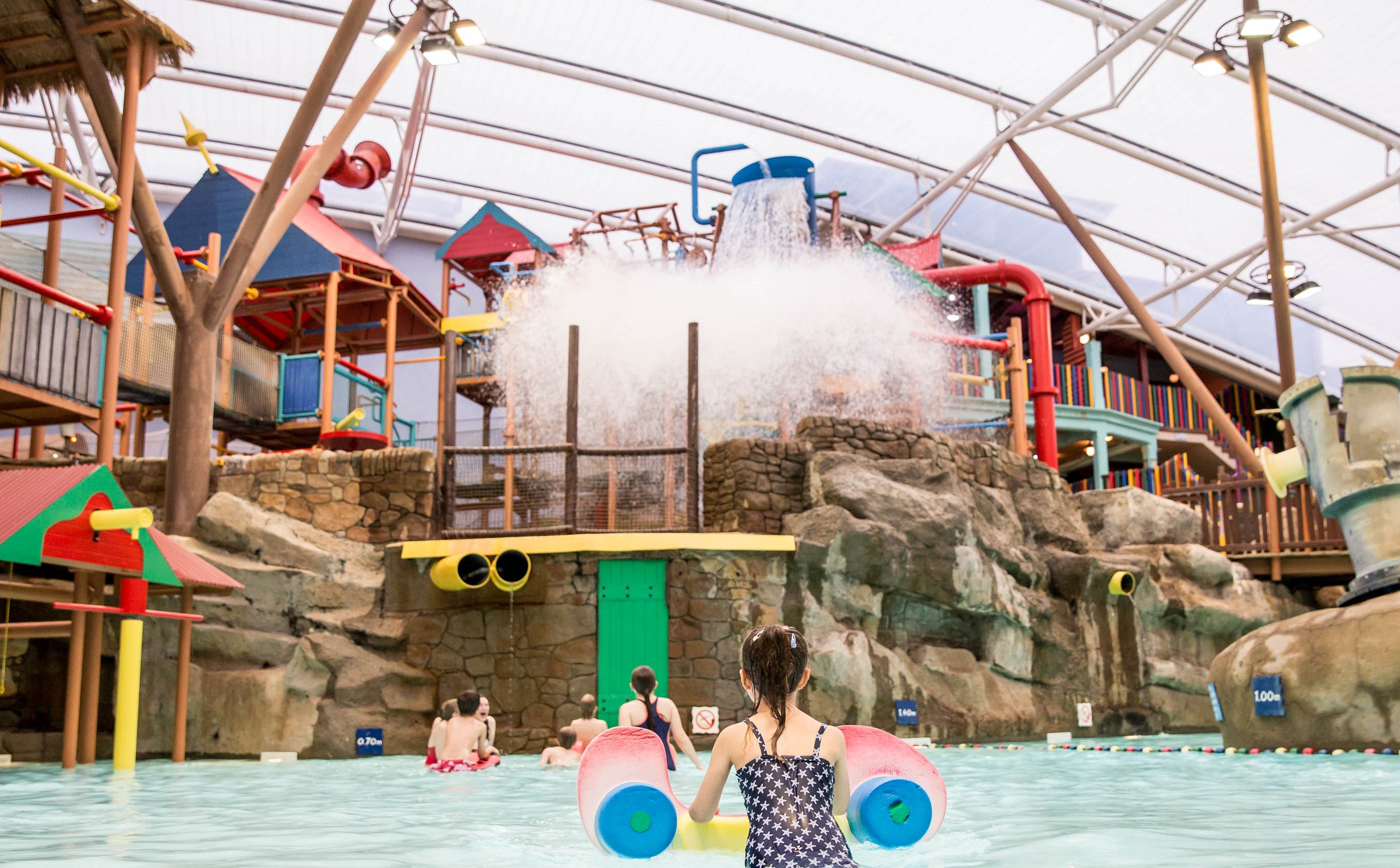 Is Alton Towers Water Park Indoors 63