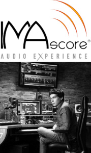 Andreas Kubler and the IMAscore Logo