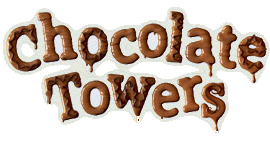 Chocolate Towers Logo 2006