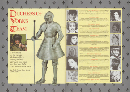 Duchess of York's Team