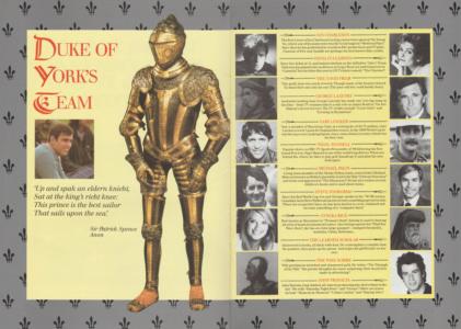 Duke of York's Team