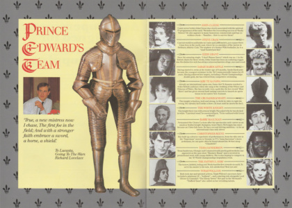 Prince Edward's Team