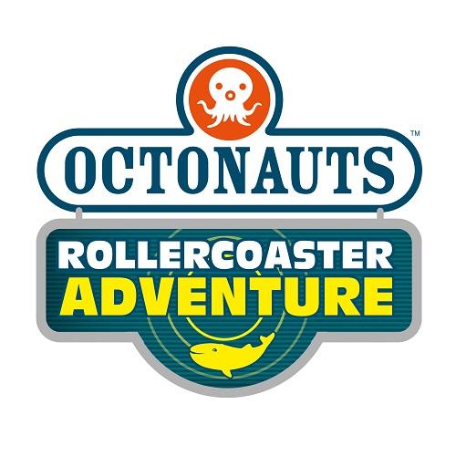 Octonauts Rollercoaster Adventure - Logo
