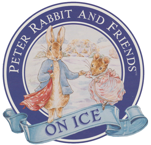 Peter Rabbit and Friends Logo