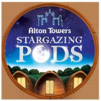Stargazing Pods Logo